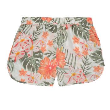 textil Flickor Shorts / Bermudas Name it NKFVINAYA SHORTS Flerfärgad