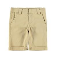 textil Pojkar Shorts / Bermudas Name it NKMSOFUS CHINO Beige