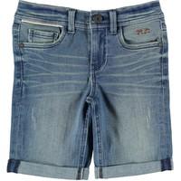 textil Pojkar Shorts / Bermudas Name it NKMTHEO DNMTOMO Blå