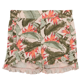 textil Flickor Shorts / Bermudas Name it NMFFIBLOOM SHORTS Flerfärgad