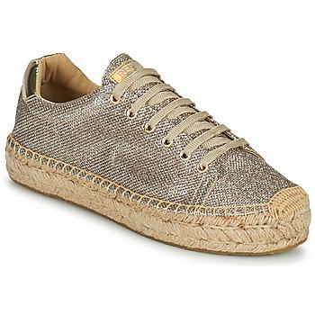 Skor Dam Sneakers Replay NASH Brons / Guldfärgad