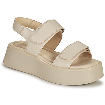 Skor Dam Sandaler Vagabond Shoemakers COURTNEY Beige