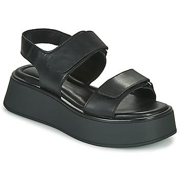 Skor Dam Sandaler Vagabond Shoemakers COURTNEY Svart