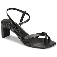 Skor Dam Sandaler Vagabond Shoemakers LUISA Svart