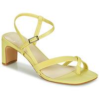 Skor Dam Sandaler Vagabond Shoemakers LUISA Gul