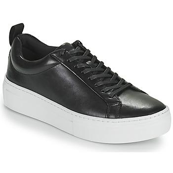 Skor Dam Sneakers Vagabond Shoemakers ZOE PLATFORM Svart