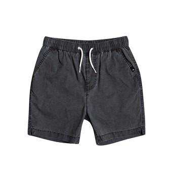 textil Pojkar Shorts / Bermudas Quiksilver TAXER WS Svart
