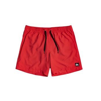 textil Pojkar Badbyxor och badkläder Quiksilver EVERYDAY VOLLEY Röd