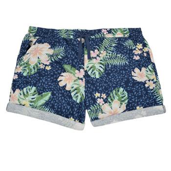 textil Flickor Shorts / Bermudas Roxy WE CHOOSE Flerfärgad
