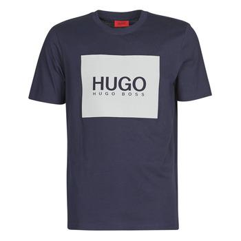 textil Herr T-shirts BOSS DOLIVE Marin