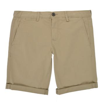textil Pojkar Shorts / Bermudas Teddy Smith SHORT CHINO Beige