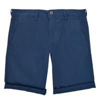 textil Pojkar Shorts / Bermudas Teddy Smith SHORT CHINO Blå