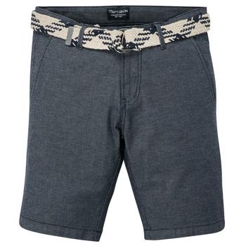 textil Pojkar Shorts / Bermudas Teddy Smith STATON CHINO Marin