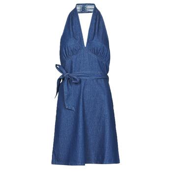 textil Dam Korta klänningar Molly Bracken EL902P21 Blå