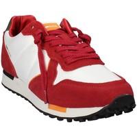 Skor Herr Sneakers Gas GAM813016 Röd