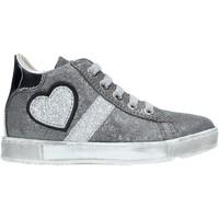 Skor Barn Höga sneakers Naturino 2014191 01 Silver