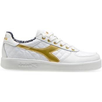 Skor Dam Sneakers Diadora 501.175.495 Vit