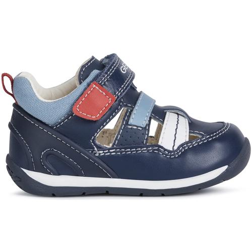 Skor Barn Sandaler Geox B020BA 08554 Blå