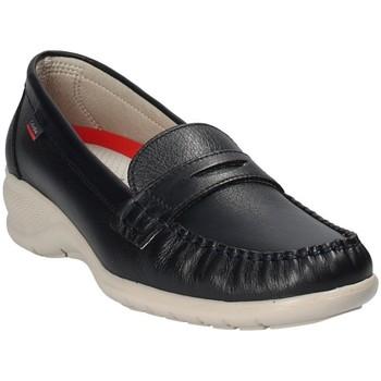 Skor Dam Loafers CallagHan 13214 Blå
