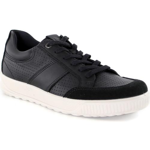 Skor Herr Sneakers Ecco 50156451052 Svart