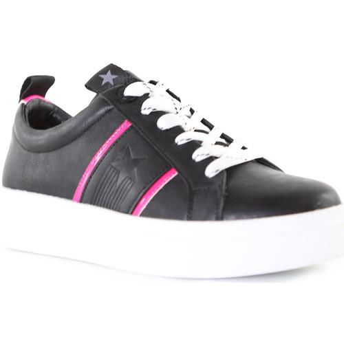 Skor Dam Sneakers Wrangler WL01600A Svart