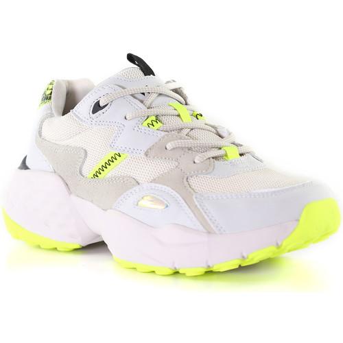 Skor Dam Sneakers Wrangler WL01650A Vit