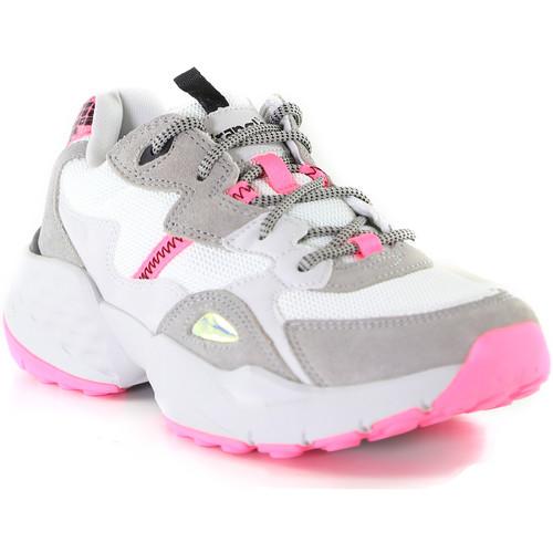 Skor Dam Sneakers Wrangler WL01650A Grå
