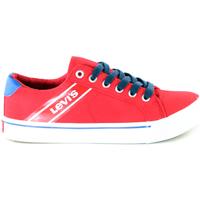 Skor Barn Sneakers Levi's VKIN0002T Röd