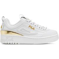 Skor Dam Sneakers Fila 1010935 Vit