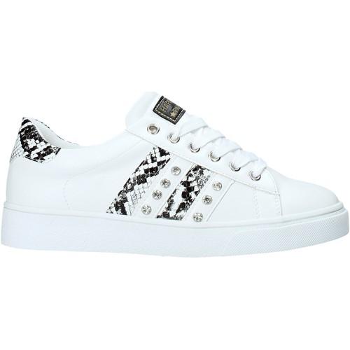 Skor Dam Sneakers Gold&gold A20 GA243 Vit