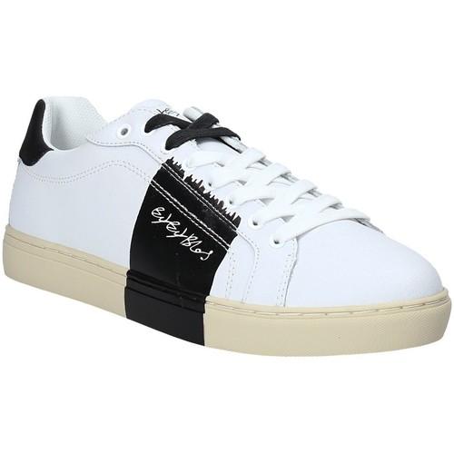 Skor Herr Sneakers Byblos Blu 2UA0002 LE9999 Svart