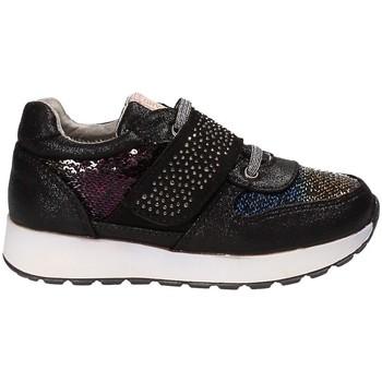 Skor Barn Sneakers Grunland SC3491 Svart