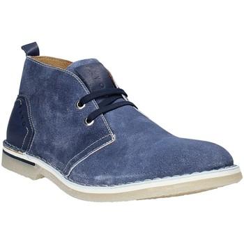 Skor Herr Boots Rogers BK 61 Blå