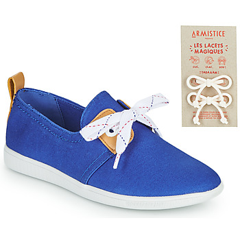 Skor Barn Sneakers Armistice STONE ONE Blå