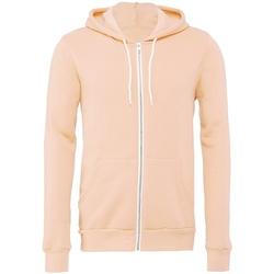 textil Sweatshirts Bella + Canvas CV3739 Persika