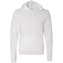 textil Sweatshirts Bella + Canvas CV3719 Vit