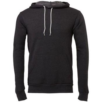 textil Sweatshirts Bella + Canvas CV3719 Mörkgrått ljummet
