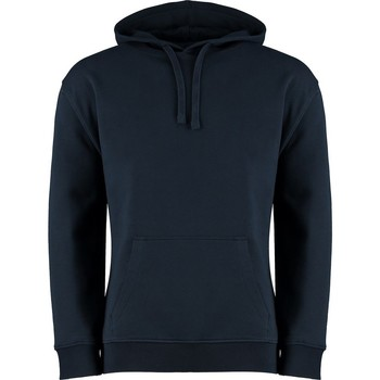 textil Herr Sweatshirts Kustom Kit K333 Marinblått