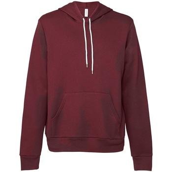 textil Sweatshirts Bella + Canvas CV3719 Maroon