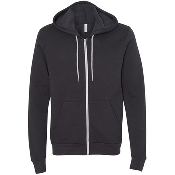 textil Sweatshirts Bella + Canvas CV3739 Mörkgrå