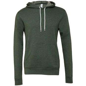 textil Sweatshirts Bella + Canvas CV3719 Heather Forest Green