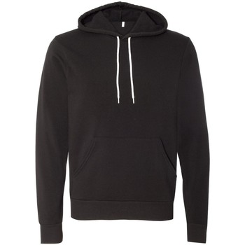 textil Sweatshirts Bella + Canvas CV3719 Svart