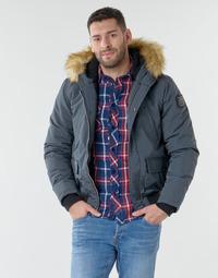 textil Herr Vindjackor Schott WASHINGTON2 Blå