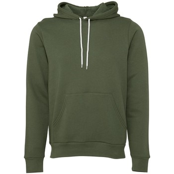 textil Sweatshirts Bella + Canvas CV3719 Militärt grönt