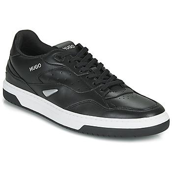 Skor Herr Sneakers BOSS SWITON TENN FL Svart
