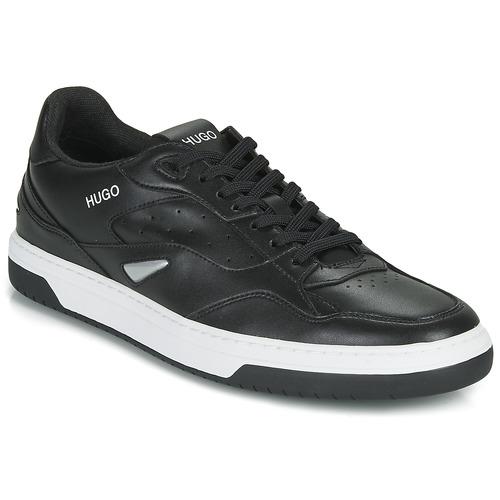 Skor Herr Sneakers HUGO SWITON TENN FL Svart