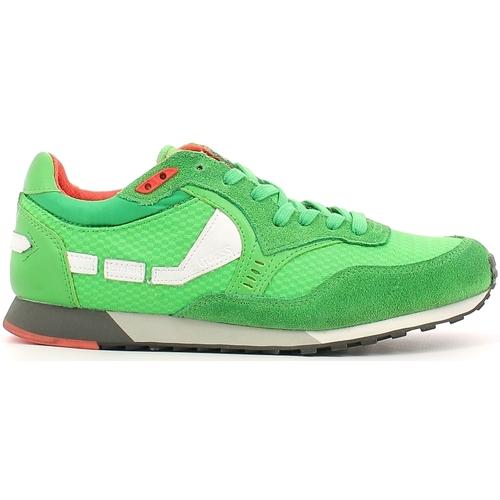 Skor Herr Sneakers Guess FMT302 FAB12 Grön