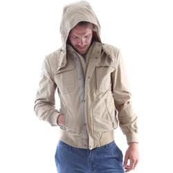 textil Herr Jackor Geox M6221L T2270 Beige