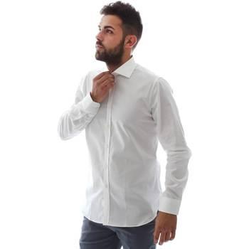 textil Herr Långärmade skjortor Gmf EQ2 1428 951106/01 Vit