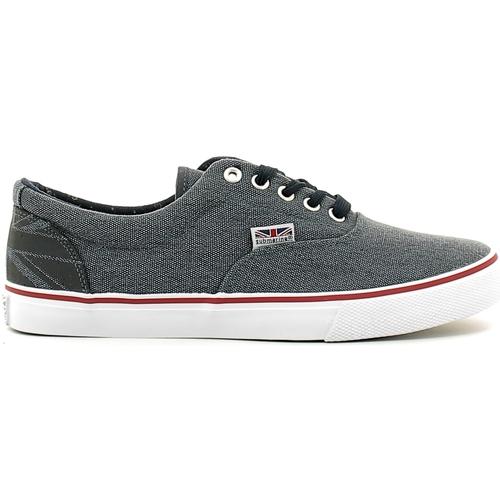 Skor Herr Sneakers Submariine London SML610055 Blå
